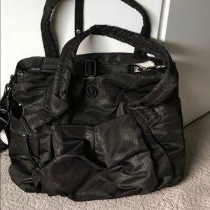 EUC Lululemon Travel Tote Bag